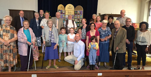 Summertown URC Congregation