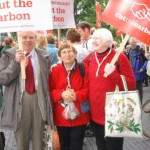 Cut the Carbon March with Christian Aid
