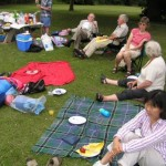 Picnic in Cutteslowe Park